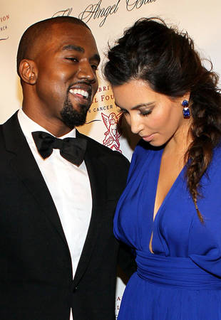 Rumor: Pregnant Kim Kardashian Considering This Heavenly Baby Name