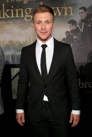 The Vampire Diaries' Charlie Bewley: I Did Not Call Elena a Slut — Exclusive