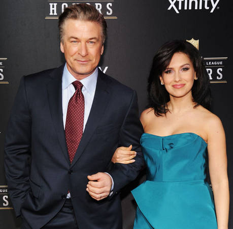Alec Baldwin to Welcome Another Daughter!