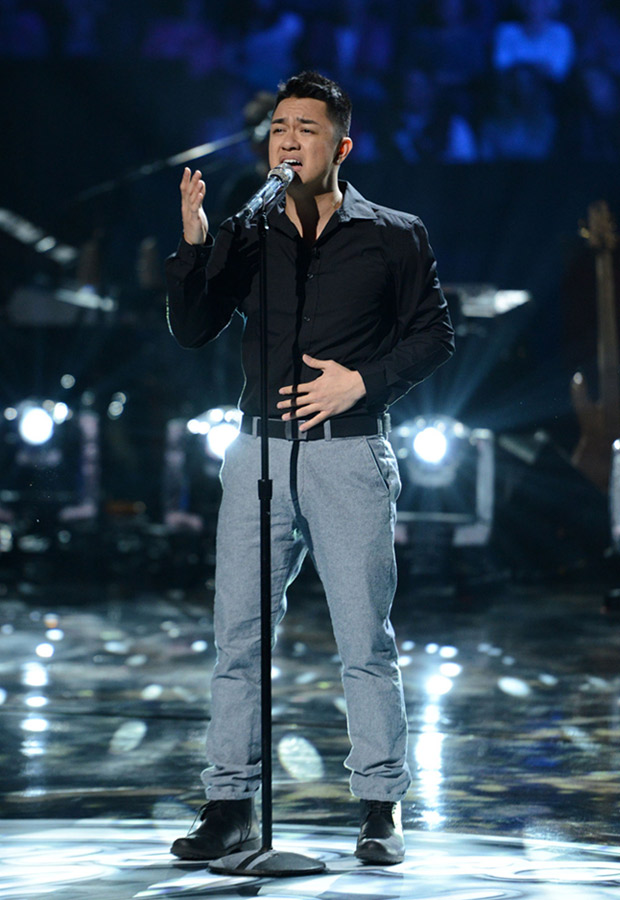"""American Idol 2013: Bryant Tadeo – """"New York State of Mind"""" by Billy Joel (VIDEO)"""