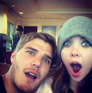 Ashley Benson & Chris Zylka: Pretty Little Liar Spotted With Lucy Hale's Ex (PHOTO)