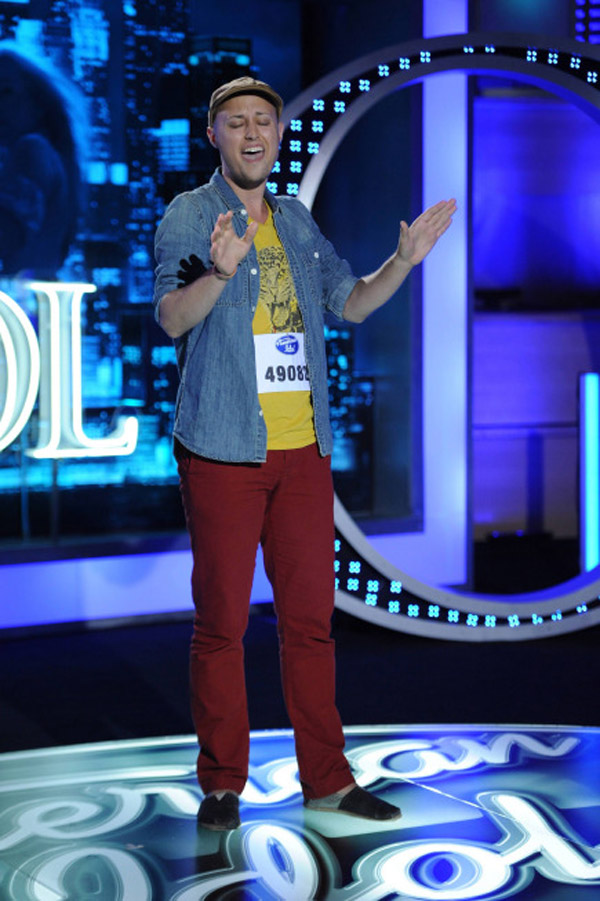 Who is Nick Boddington? American Idol 2013 Contestant Background Info