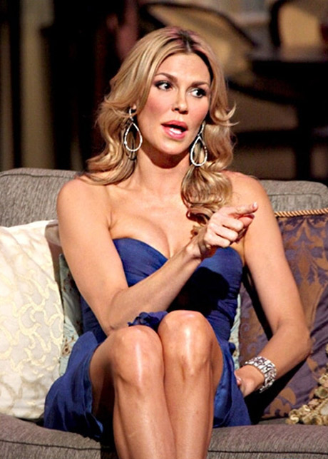 The Real Housewives of Beverly Hills Brainstorm New Taglines (VIDEO)