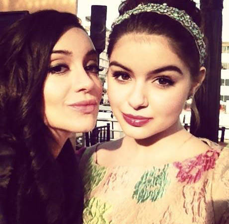 Ariel Winter: My Mom Heightened My Body Insecurities