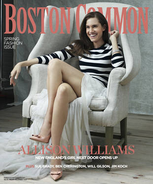 Girls Star Allison Williams on What Makes Lena Dunham and Ben Affleck So Awesome