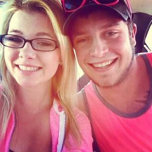16 and Pregnant's Lindsey Harrison Has a New Boyfriend (PHOTO)