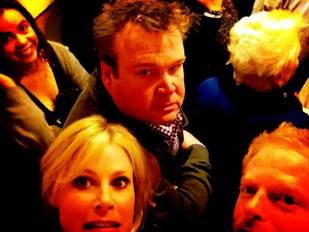 Cast of Modern Family Gets Stuck in an Elevator
