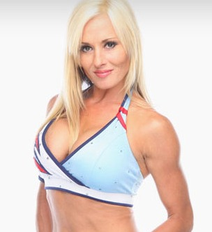 NFL Cheerleader Accused of Grabbing a 12-Year-Old Boy's Penis