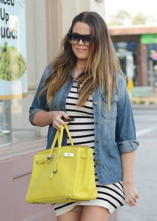 Khloe Kardashian: Your Spanx Are Showing!