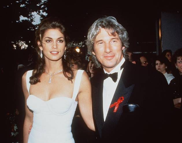 Cindy Crawford: Big Age Difference to Blame For Richard Gere Divorce