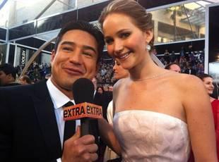 Harry Styles Wants to Woo Oscar-Winner Jennifer Lawrence: Report