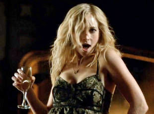 The Vampire Diaries' Candice Accola on Lessons Learned From Caroline