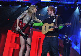 Taylor Swift News of the Week: Ed Sheeran is Her Only Fan