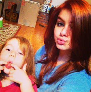 Ariel Winter Dyes Hair Red: Love It or Better Brunette? (PHOTOS)