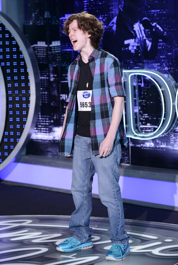 How Far Does Charlie Askew Get on American Idol 2013?
