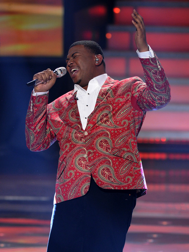 Why Was Curtis Finch Jr. Eliminated on American Idol 2013?