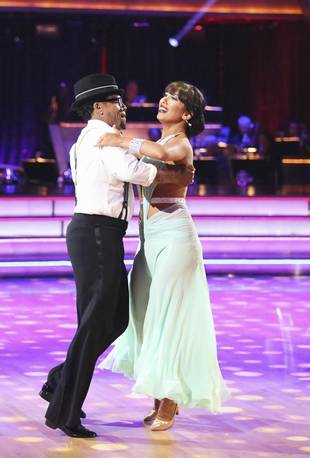 """Dancing With the Stars 2013: D.L. and Cheryl on Their """"Whitney and Bobby"""" Fight"""
