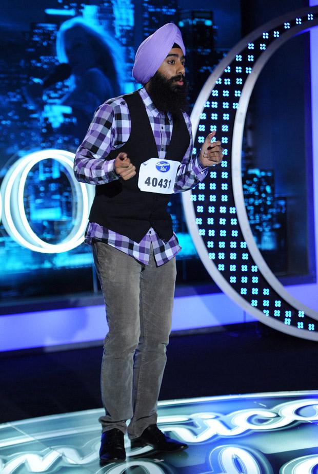 Who is Gurpreet Singh Sarin? American Idol 2013 Contestant Background Info