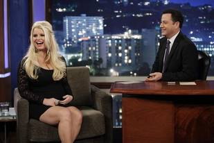"""Pregnant Jessica Simpson: """"I Never Knew a ______ Could Make Me Nauseous!"""""""