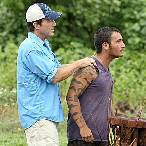 "Survivor's Brandon Hantz: I'm Not Crazy, But ""You're Welcome"" For ""Amazing"" Episode"