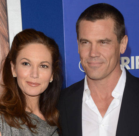 Josh Brolin Parties With Bradley Cooper