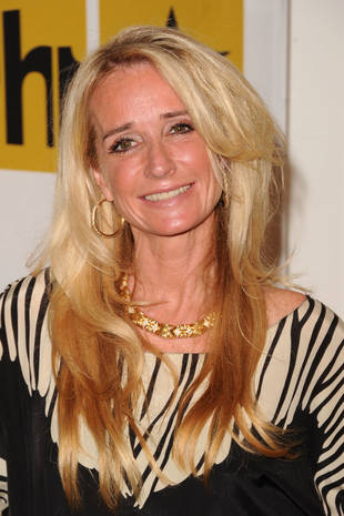 "Kim Richards Acted ""Loopy"" at Paris Hilton's Birthday Party"