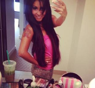 """Why Is Snooki a """"Mess""""? She Reveals…(PHOTO)"""