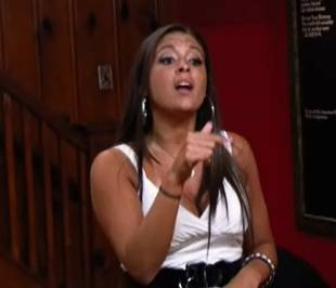 Sammi Sweetheart's Funniest Moments on Jersey Shore