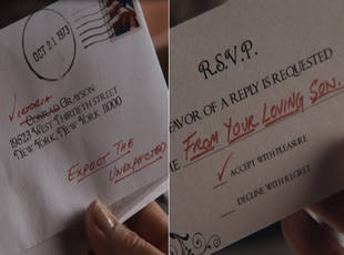 Revenge Season 2 Spoiler: Victoria Grayson Gets a Note From Her First Son! (VIDEO)