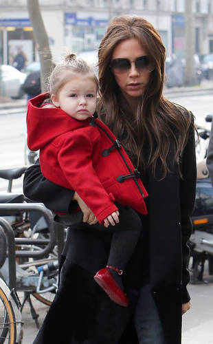 Harper Beckham's Shoe Collection Is Worth HOW Much?