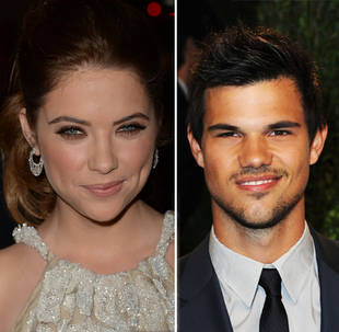 Pretty Little Liars' Ashley Benson Goes on a Dinner Date With Taylor Lautner
