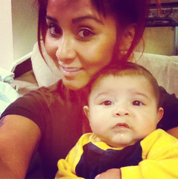 Snooki Doesn't Want Her Son, Lorenzo, on TV When He's Older