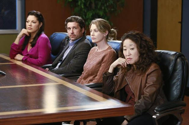 Grey's Anatomy Spoilers: Which Couple Is Breaking Up in Season 9?