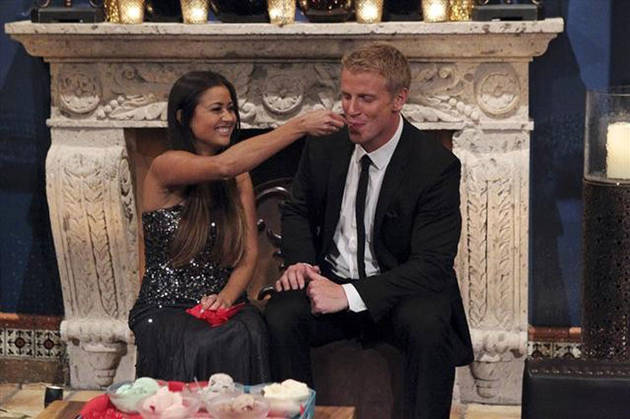 Bachelor 2013 Live Blog — Sean and Catherine Go Public at After the Final Rose