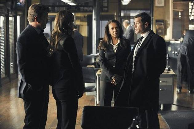 Castle Season 5 Spoiler: Does Gates Know About Castle and Beckett's Romance?