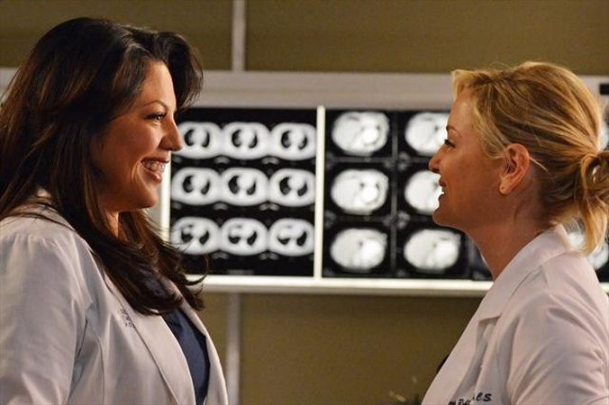 Grey's Anatomy Season 9, Episode 18 Spoilers Roundup: MerDer Baby Drama and Calzona Lovin'