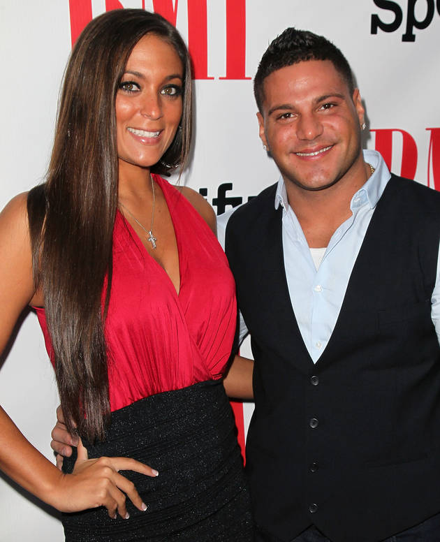 Ronnie Magro Gives Sammi Sweetheart a Romantic Birthday Gift! (PHOTO)