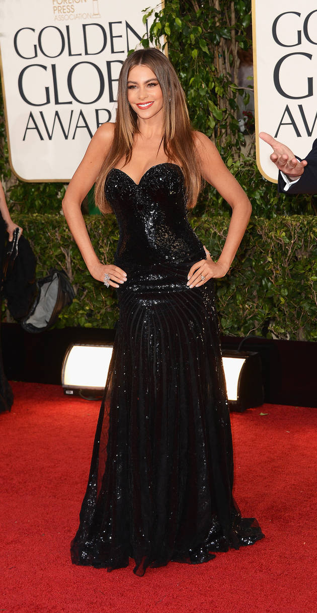 """Sofia Vergara on Babies and Boobs: """"I Am a 32F … and They Are Real"""""""