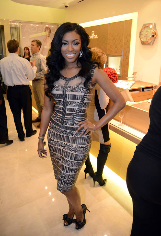 "Porsha Stewart Blindsided by Divorce: She'd ""Remained Committed"" to Marriage"