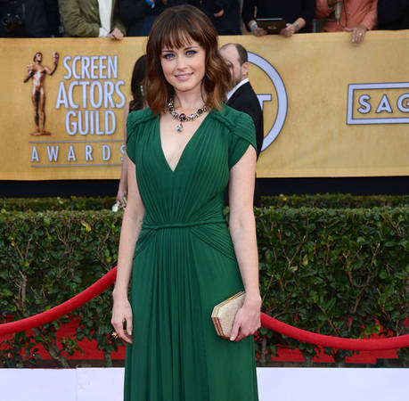 Fifty Shades of Grey Casting: Is Alexis Bledel Out as Anastasia?
