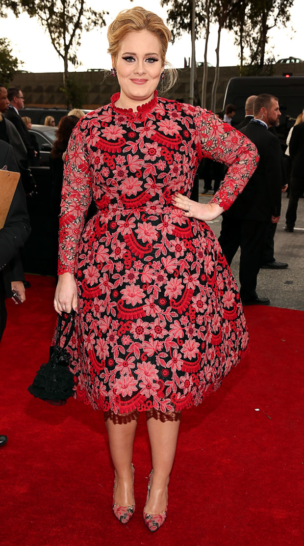 Adele: I'm Thrilled to Be Celebrating My First British Mother's Day!