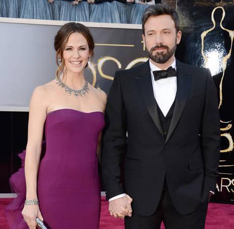 Ben Affleck Swings Leg at Paparazzi to Protect His Daughter