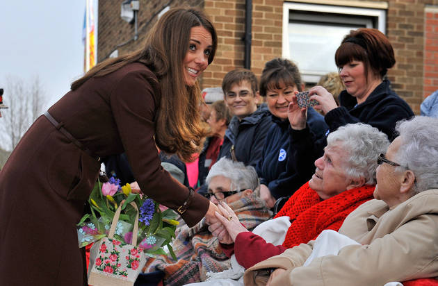 Did Kate Middleton Really Reveal That She's Having a Girl? (VIDEO)