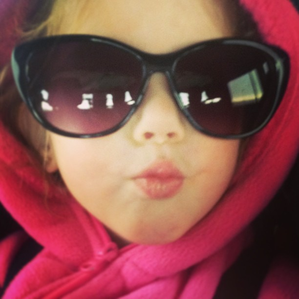 Chelsea Houska's Daughter Aubree Houska Strikes a Model Pose! (PHOTO)