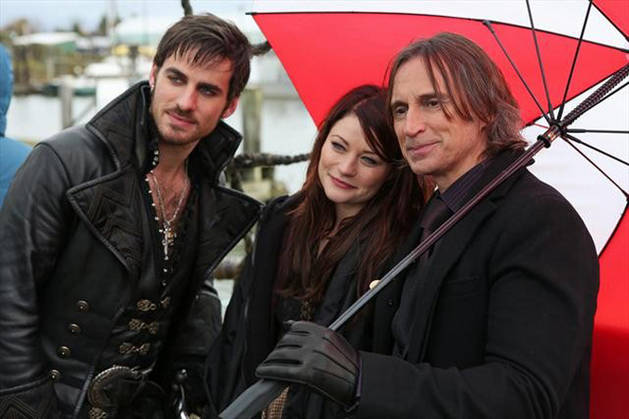 Once Upon a Time Season 2: Get a Sneak Peek at the Finale! (PHOTO)