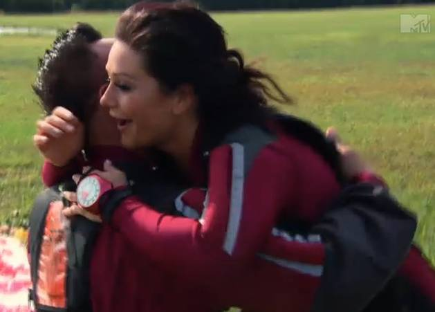 Watch Roger Mathews Propose to JWOWW on Snooki & JWOWW! (VIDEO)
