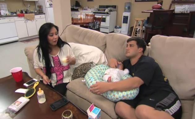 Snooki Pumps and Dumps Her Breast Milk After a Crazy Night Of Drinking! (VIDEO)