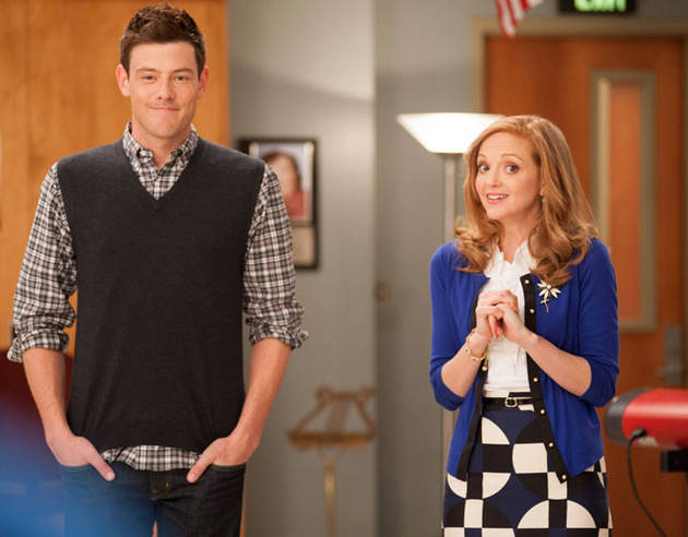 Glee Spoiler: Finn and Emma's Kiss — How Does Will React? (UPDATE)