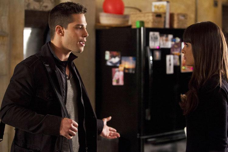Glee's Rachel and Brody Break Up!