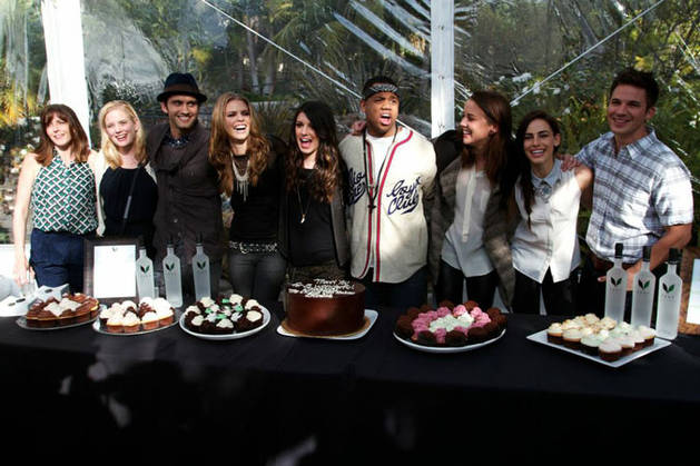Inside the 90210 Series Wrap Party